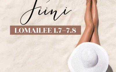 Fiini lomailee 1.7–7.8